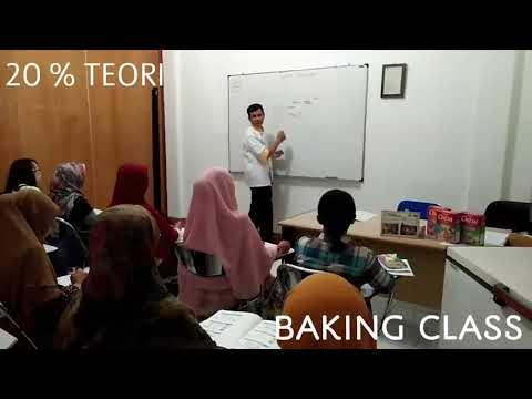 Baking Class - Bogasari Baking Center Medan