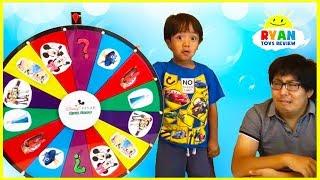 Video Ryan plays Disney Quiz Show and Nick Jr Spin Wheels Games MP3, 3GP, MP4, WEBM, AVI, FLV Juni 2018