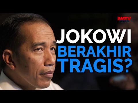 Jokowi Berakhir Tragis?