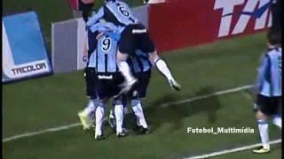 Grêmio 2:0 Goias - Brasileirão 2010 - 1ªdivisão - 14ª Rodada