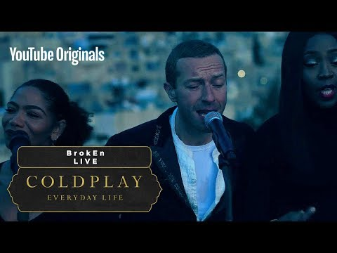 Coldplay - BrokEn (Live in Jordan)