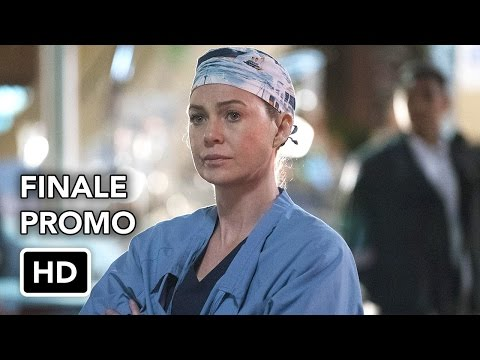Grey's Anatomy 13.24 Preview