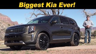 2020 Kia Telluride | Legroom Champion?