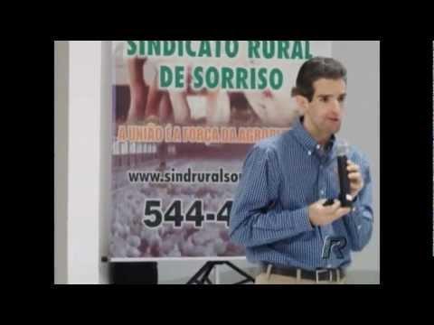 Programa Vida Rural 26/08/2012 - Cooperativismo agrícola em Mato Grosso