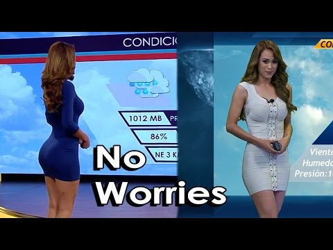 Ozzy Man Reviews: Yanet Garcia. Laporan Cuaca Meksiko