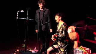 "Download Lagu Amanda Palmer & Neil Gaiman - ""Makin' Whoopee"" Live Mp3"