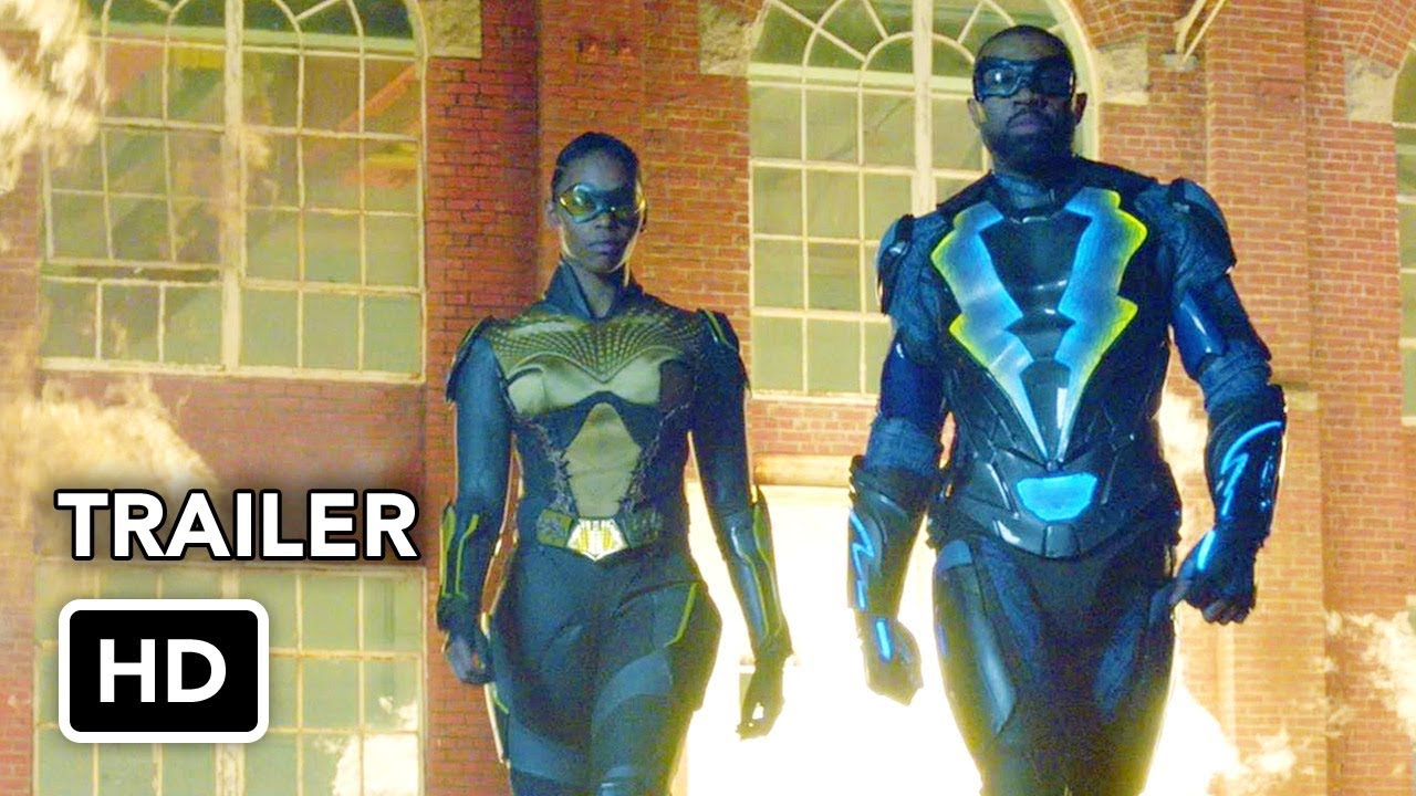 Justice Walks Like Thunder, Strikes Like Lightning & Runs in the Family in 'Black Lightning' is Back in CW New Series