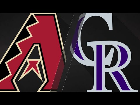 Rockies club five home runs in lopsided win: 7/11/18