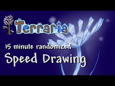 Video thumbnail for 15min QuickDraw – Terraria Item Randomiser 7 – Shiverthorn
