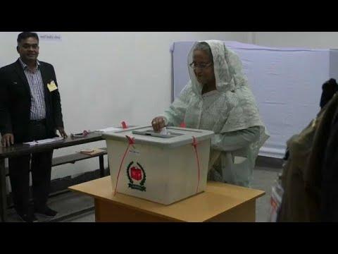 Bangladesch: 3. Amtszeit für Premierministerin - Op ...