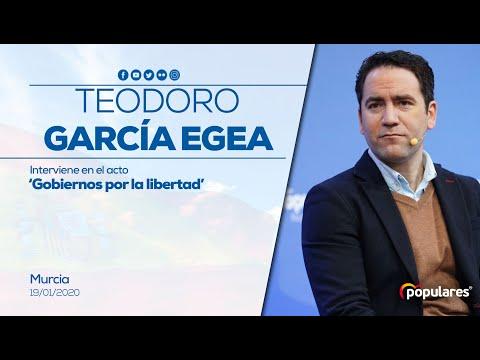 """García Egea: """"El PP tiene más de 2.800 alcaldes que salen a la calle a dar la cara por sus vecinos"""""""