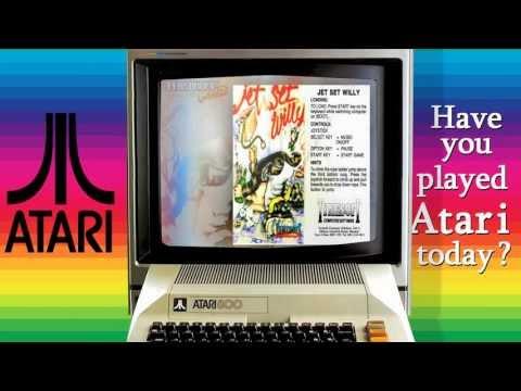 Atari 8-Bit Game Music Collection