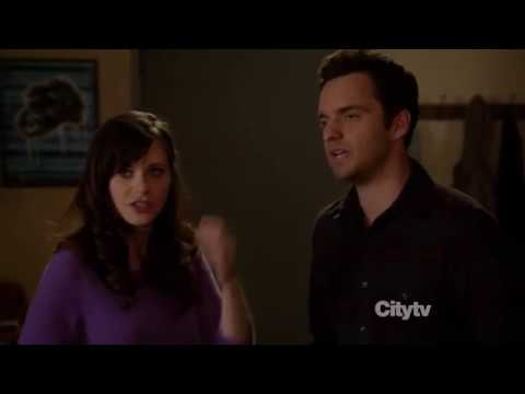 New Girl: Nick & Jess 2x17 #12 (Nick: I don't regret kissing you. I couldn't help it)