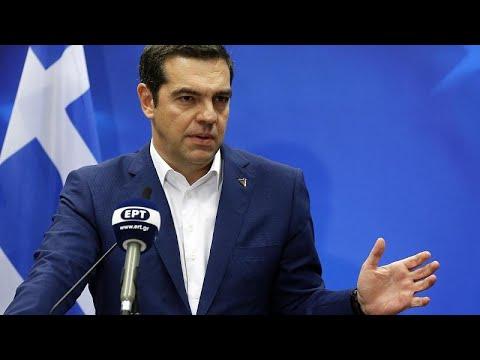 Α. Τσίπρας: «Η κυβέρνηση χαίρει της πλήρους στήριξης της πλειοψηφίας»…