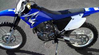 5. 2009 Yamaha TTR230 Sold!