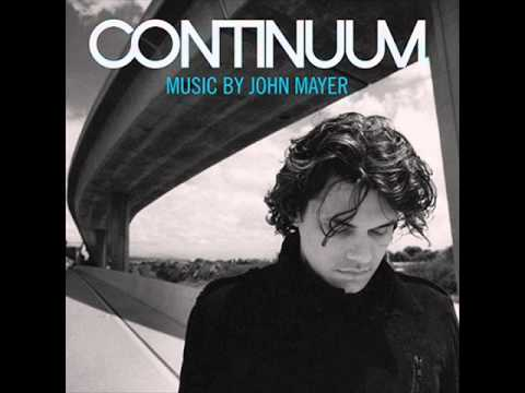 Gravity - John Mayer