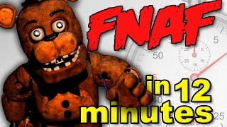 The History of Five Nights at Freddy's - A Brief History