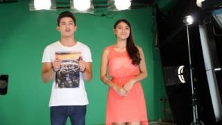 Video James Reid and Nadine Lustre on MTV Pinoy MP3, 3GP, MP4, WEBM, AVI, FLV September 2019
