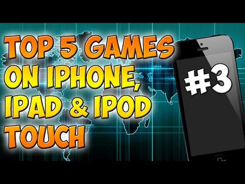Top 5 Games for iPhone, iPad and iPod Touch #3