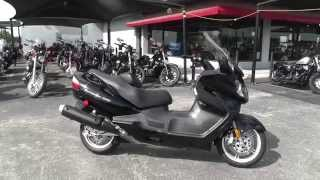 6. 100728 - 2008 Suzuki Burgman 650 - Used Motorcycle For Sale