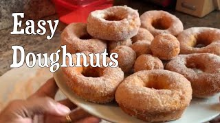 Video How to make Quick & Easy Doughnuts MP3, 3GP, MP4, WEBM, AVI, FLV Juli 2019