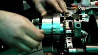 9. Yamaha Vmax Flywheel Removal.