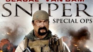 Nonton Sniper  Special Ops  2016  Steven Seagal   Tim Abell Killcount Film Subtitle Indonesia Streaming Movie Download