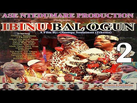 IBINU BALOGUN 2 Latest Yoruba Movie 2020 Drama Starring Tèkoma / Kudaissi /Iya Ologi /Iya Sapon