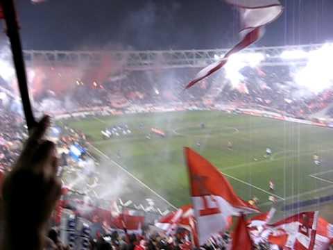 Estudiantes vs Cruzeiro , La Final. - Los Leales - Estudiantes de La Plata
