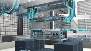 Three-minute overview video aimed at people just learning about PLM software, following the development of the Siemens...