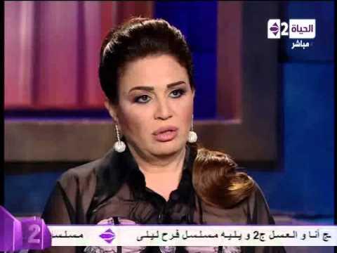 إلهام شاهين: مرسي كان جاسوسا لأمريكا، ومبارك رئيسا مخلصا لمصر