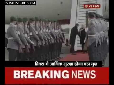 PM मोदी का विदेश दौरा