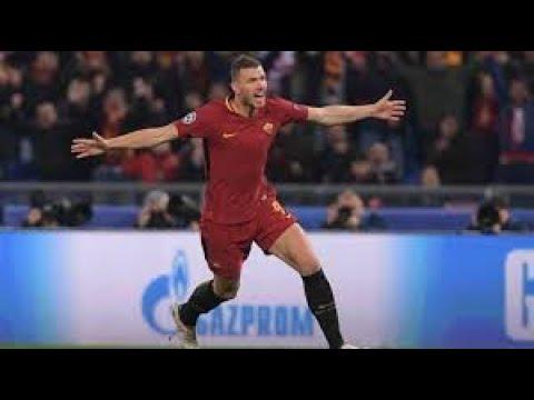 Liverpool 5-1 Roma Gol Edin Dzeko