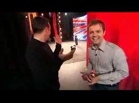 Brytyjska wersja programu Mam talent - niesamowity psiak