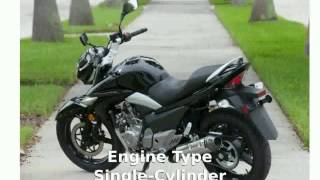 3. 2013 Suzuki GW 250 -  Specs Engine superbike Top Speed Dealers Info Transmission motorbike