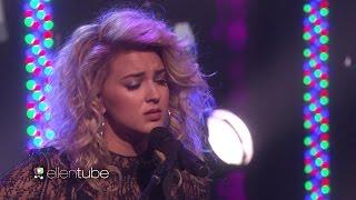 <b>Tori Kelly</b> Performs Hallelujah On The Ellen DeGeneres Show