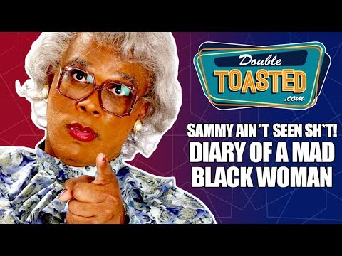 DIARY OF A MAD BLACK WOMAN MOVIE REVIEW - Double Toasted