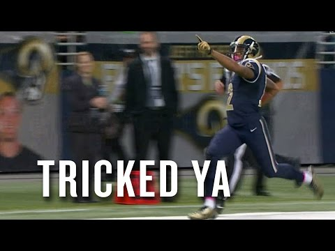 Rams Fake Out Seahawks for Ultimate Punt Return Touchdown