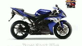 2. 2004 Yamaha YZF R1 -  Top Speed Features Specification Engine Specs Info superbike Transmission