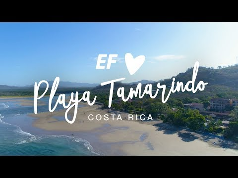 EF Language Year Abroad in Playa Tamarindo, Costa Rica