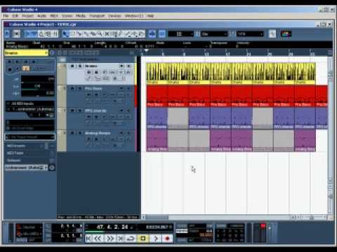 Cubase-How To EXPORT audio for CD creation