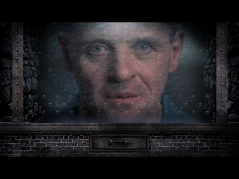 The Silence Of The Lambs - Bluray Menu (1080p)