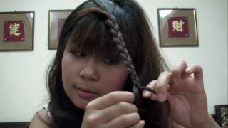 [dramer] How To Make My Cute Hair - Vintage Hair Style ถักเปียแนววินเทจ