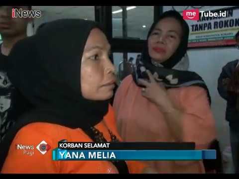 Pengakuan Korban Selamat Kecelakaan Bus Maut di Tanjakan Emen Subang - iNews Pagi 11/02