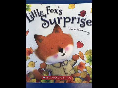 Little Fox's Surprise - Stories for kids