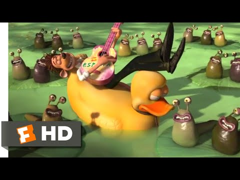 Flushed Away (2006) - Ice Cold Rita Scene (6/10) | Movieclips