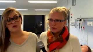 Line, Stine, Kitt og Louise, SOSU Nyk. F, fortæller, hvad en social-og sundhedsassistents arbejdsopgaver går ud på. De kommer...