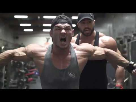 Buen dia - Jeremy Buendia And Jason Poston Hit Chest - 5.5 Weeks Out.