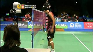Video R16 - MS - Taufik Hidayat vs Viktor Axelsen - 2011 Yonex Denmark Open MP3, 3GP, MP4, WEBM, AVI, FLV Mei 2018