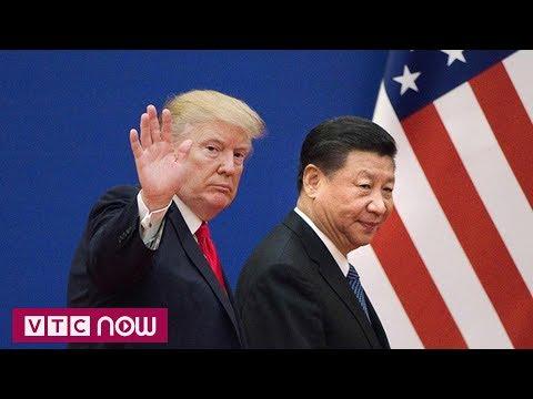 Không xảy ra cuộc chiến thương mại Mỹ - Trung | VTC1 - Thời lượng: 69 giây.